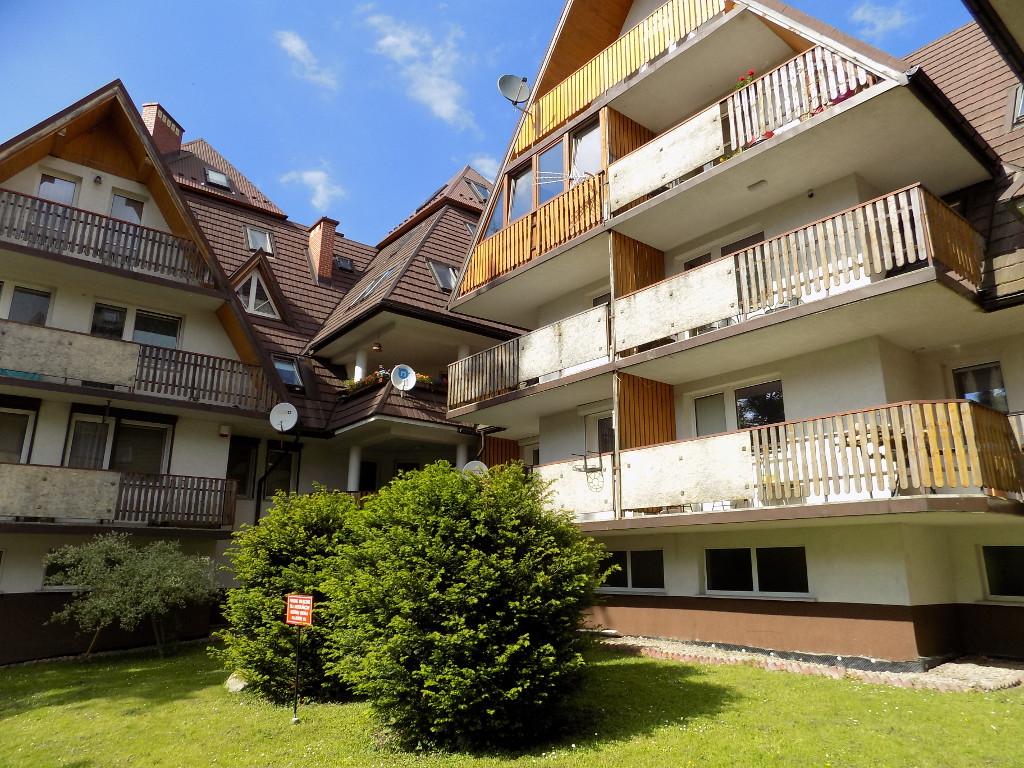 Apartament na Bystrym - budynek