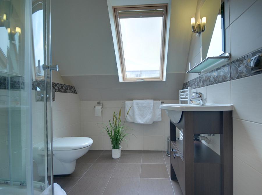 Apartament nr 4, Forster House Zakopane - łazienka