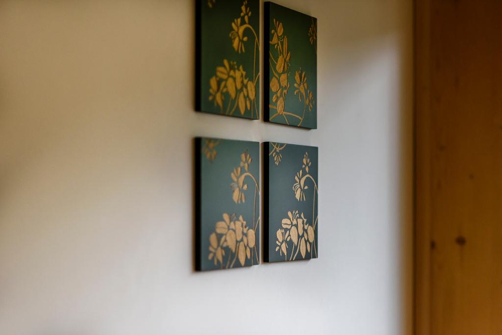 Forster House apartament nr 2 - dekoracje wnętrza