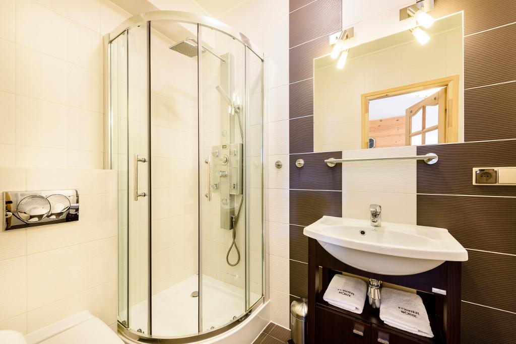 Forster House apartament nr 2 - łazienka