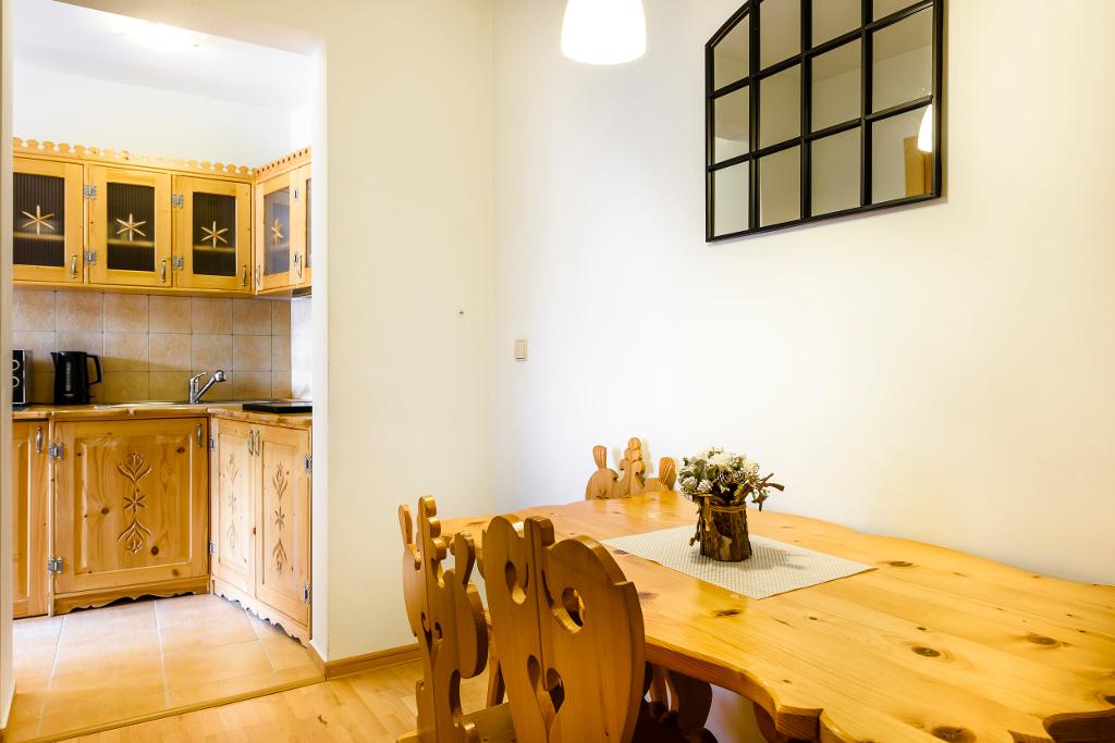 Forster House apartament nr 2 - aneks kuchenny