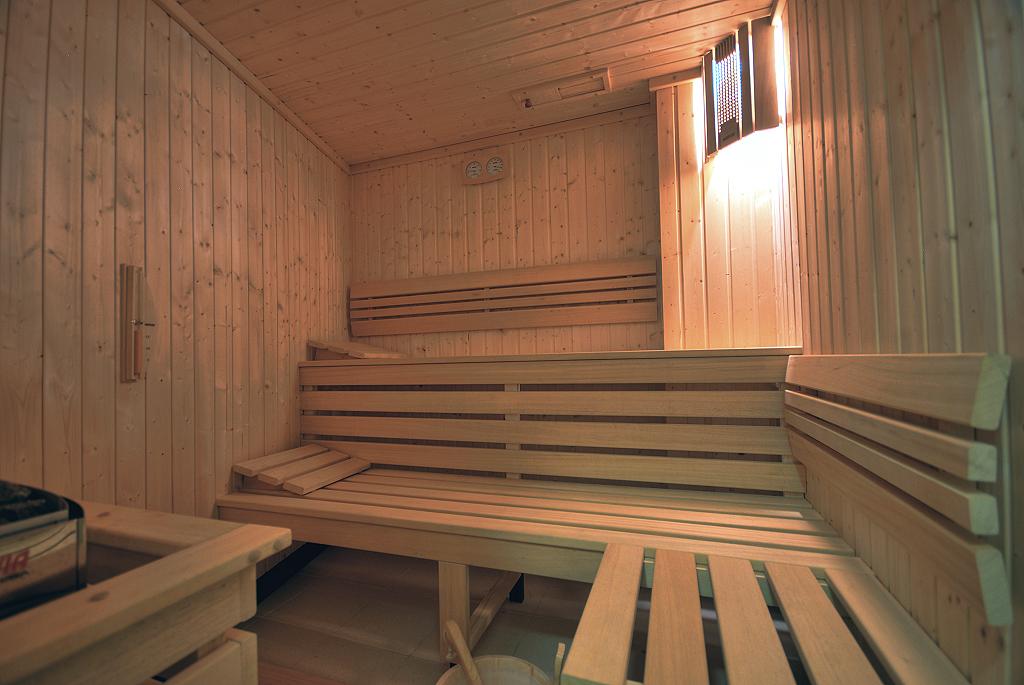 Zakopane apartamenty Forster House - sauna fińska