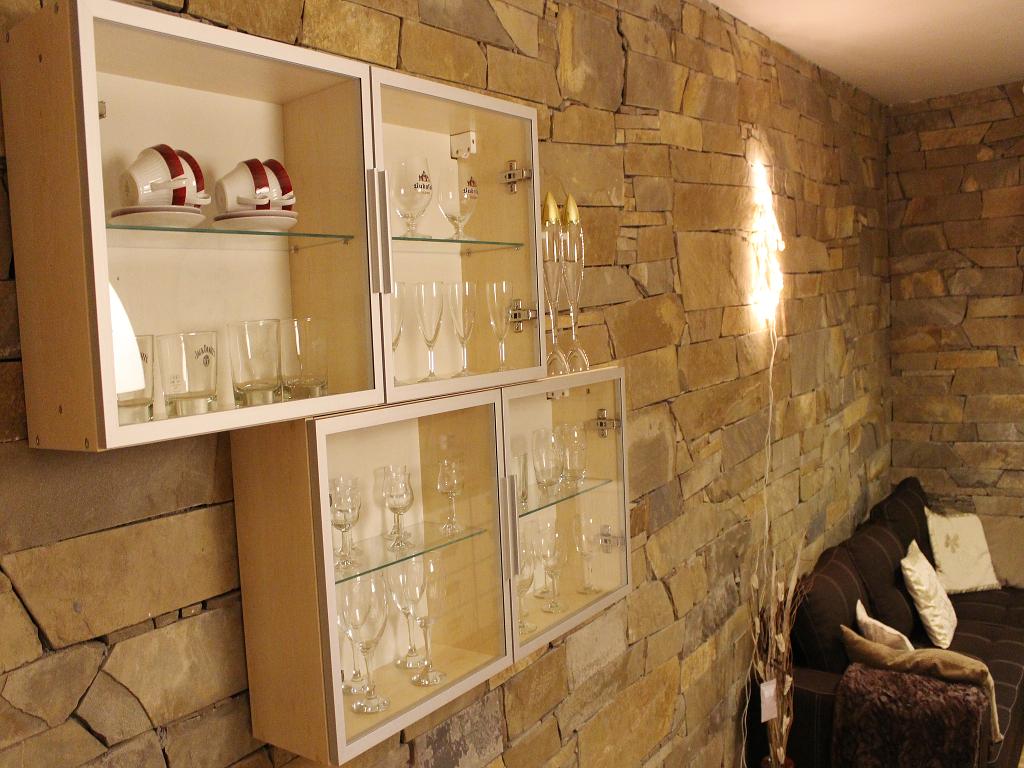 Apartament Olczanka - kryształy