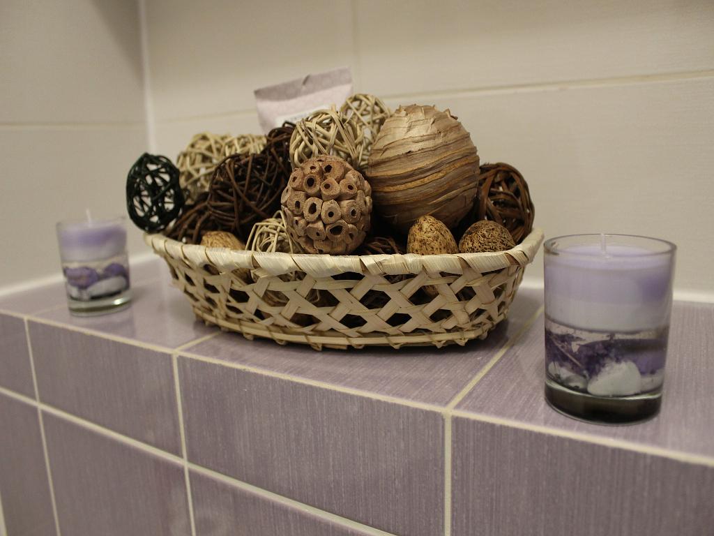 dekoracje w łazience nr 1