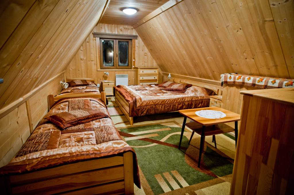 piętro - sypialnia